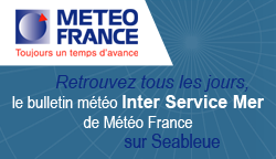 Le bulletin météo RFI par Seableue