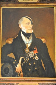 Le Commandant  Willoughby (1777-1849)