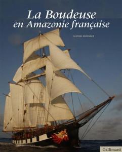 COUVERTURE DU LIVRE LA-BOUDEUSE EN AMAZONIE FRANCAISE