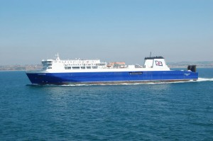 FERRY LE NORMAN TRADER