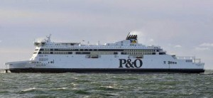 Spirit of Britain de PO Ferries  @Stx Europe