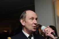 Amiral Pierre-François Forissier Chef d'Etat Major de la Marine
