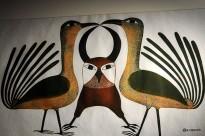Exposition les Pôles, oeuvre des Inuit @A.Cassim