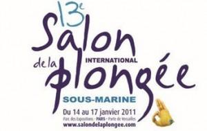 logo du salon international de la Plongée sous-marine