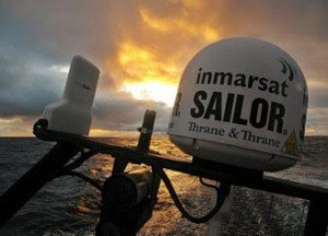 Inmarsat   Photo :Rick Deppe/PUMA Ocean Racing/Volvo Ocean Race
