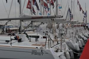 Les Bénéteau aux Nauticales @A.Cassim