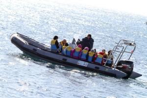 Sortie en mer pour les plus jeunes @GGeronimi
