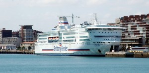 BRITTANY FERRIES ESCALE A SANTANDER  @A.CASSIM
