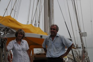 Cathy et Jacques Schwartt