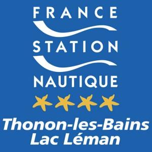 THONON-LES-BAINS , FRANCE STATION NAUTIQUE