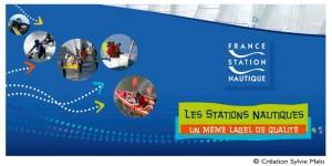 Fête du Nautisme affiche stations nautiques