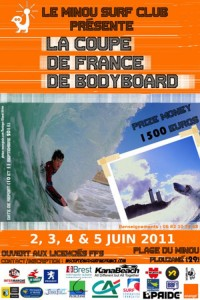 Coupe de France de Bodyboard à Brest