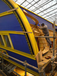 Hermione-construction photo sur le site : http://www.hermione.com/