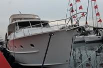 Le trawler Bénéteau