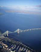 Le pont Vasco de Gama  @José Manuel
