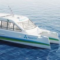 Le catamaran Nyami 54
