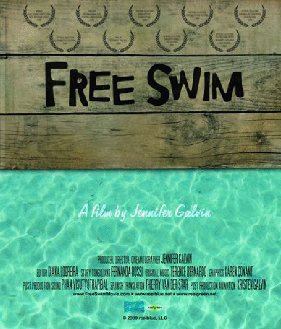 Affiche court métrage pour Cine regatta