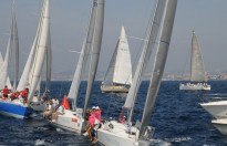 Juris'Cup Bon depart d'une des 14 classes @A.Cassim(NLD)