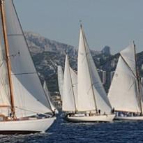 Juris'Cup la flotte des classic yachts @A.Cassim (NLD)