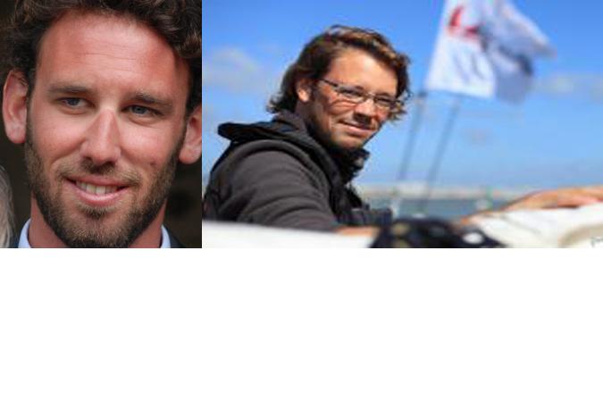 Les frères Mabit Etienne et Julien