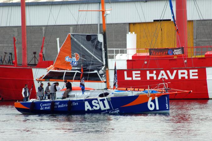 Le Havre départ de la 9ème édition @A.Cassim