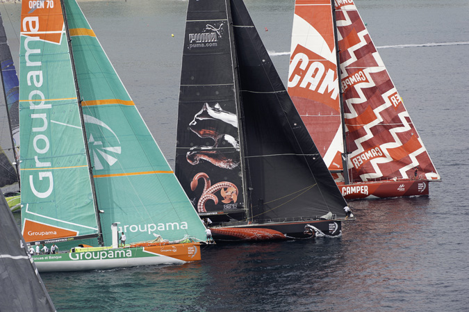 Course qualificative_2 © Ian Roman / Volvo Ocean Race