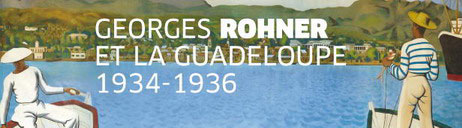 AFFICHE EXPO ROHNER