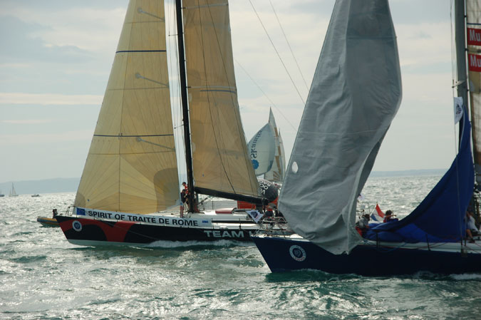 VOR LEGENDS REGATTA  credit DSPRESS - Filippo Giuffrida