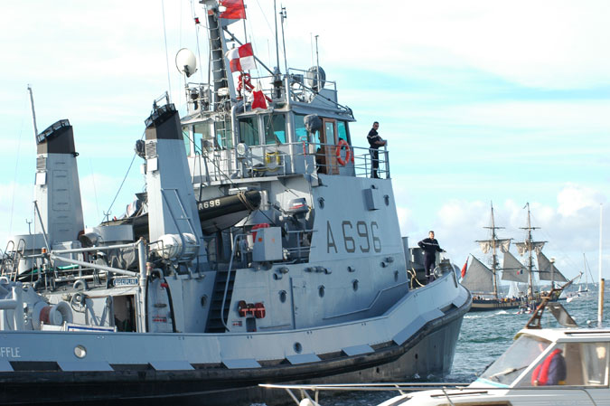 Brest Marine Nationale @A.Cassim