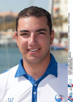 Damien Seguin - triple champion du monde en 2,4 @JM Liot