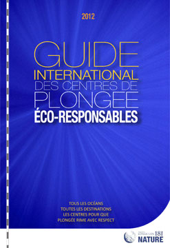 Guide international Centres plongeeéco-responsables