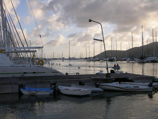 Port de Plaisance du Marin @A.C.