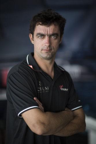 Arnaud Jarlegan barreur d'Energy  Team