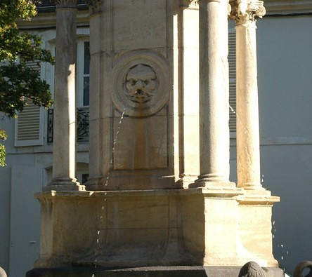 Fontaine à Bourges Copy A.Cassim