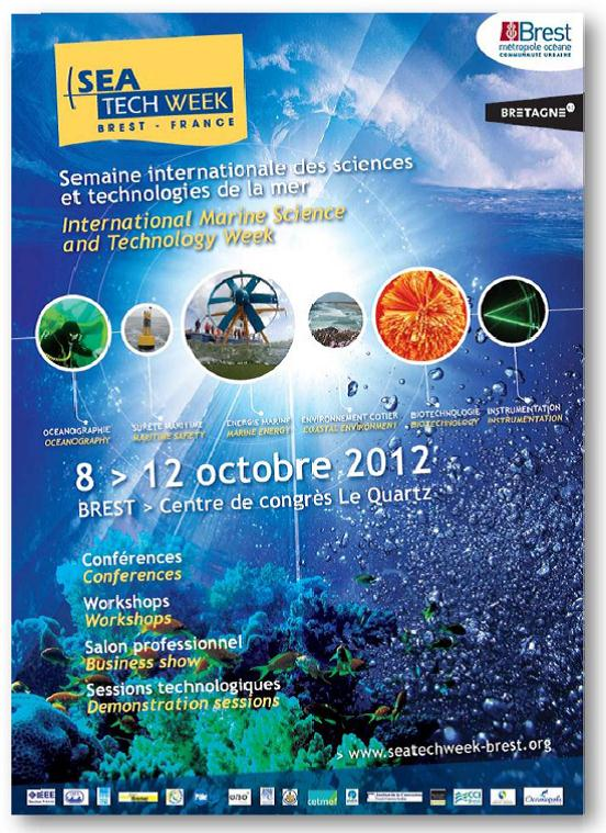 Sea Tech Week 2012