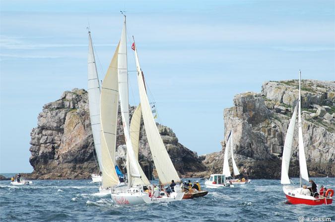 Bretagne voiliers Photo A.Cassim