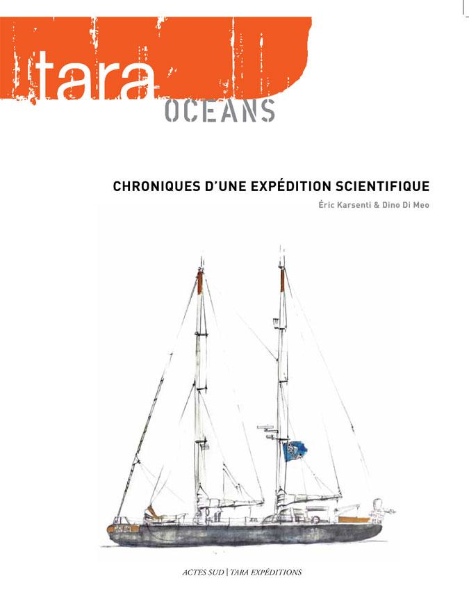 Tara Ocean , la couverture du livre