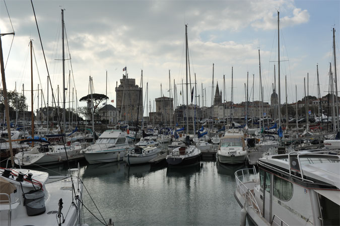 La Rochelle photo A.Cassim