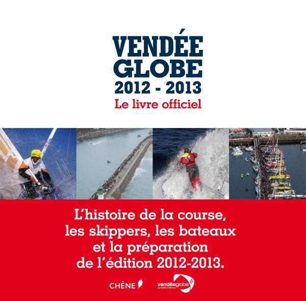 Couverture du livre Vendée Globe 2012-2013 PF Bonneaau