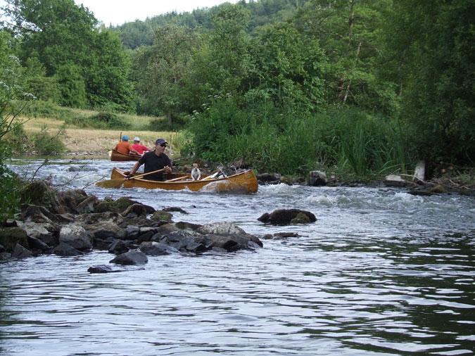 Canoes-sur-l'Orne-descente