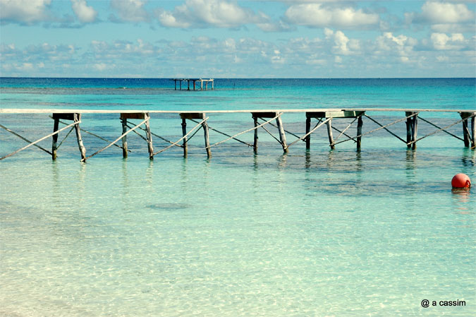 Lagon du Pacifique Photo A.Cassim
