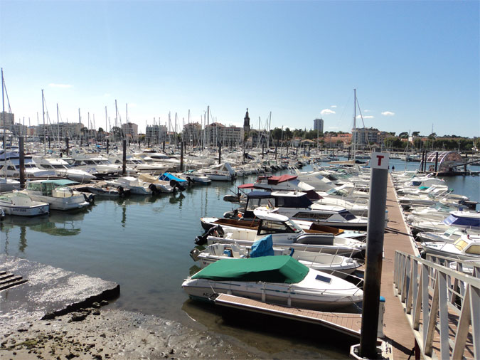 Port de Plaisance Arcachon Photo A.Cassim
