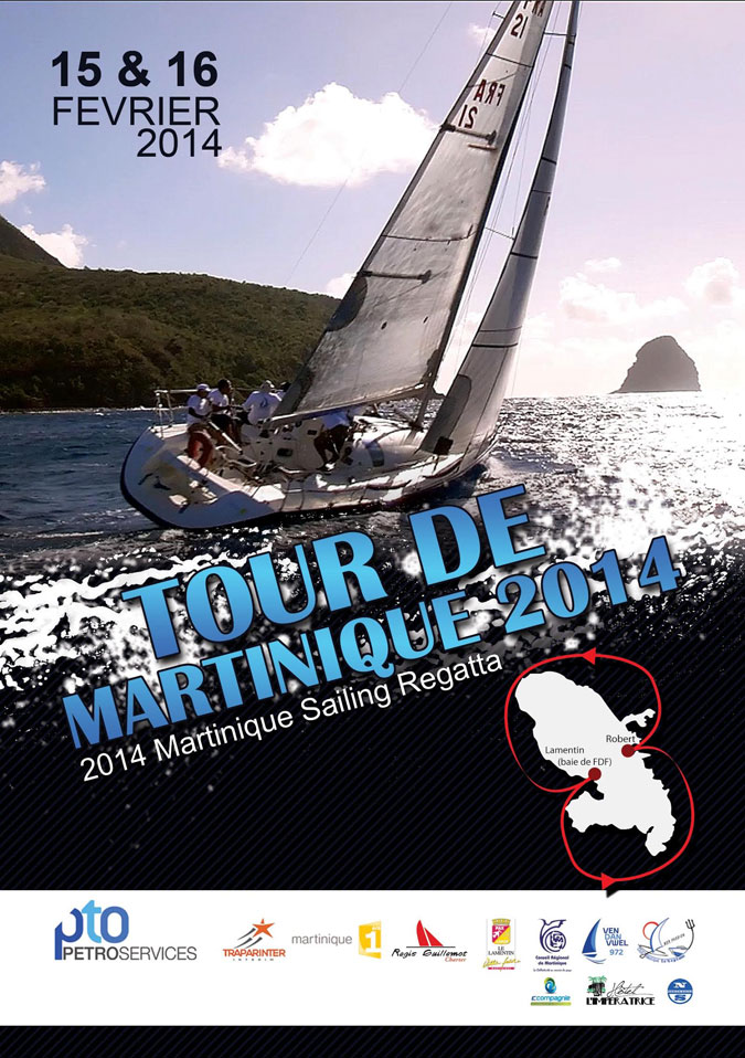 Tour Martinique-afficche