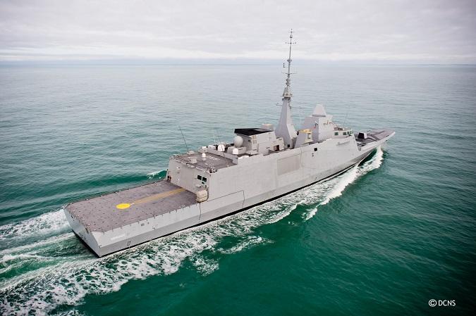 La FREMM Normandie  DCNS110314-bilan-
