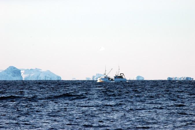 Norvège - bateau de pêche photo A.Cassim