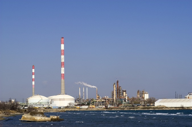 Industrie pétrochimique