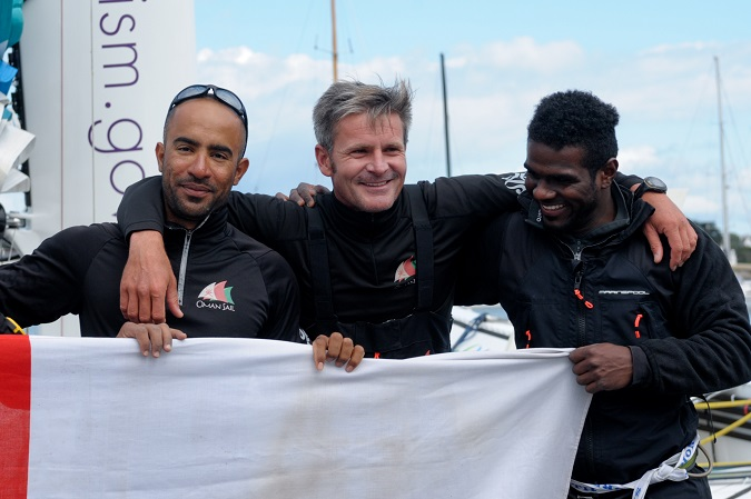 Oman Sail -Photo Bouvry