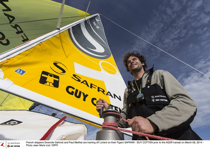 FIGARO - SAFRAN GUY COTTEN 2014 - BI