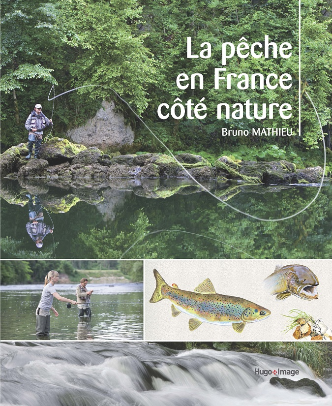 La Peche en France côté natureNature