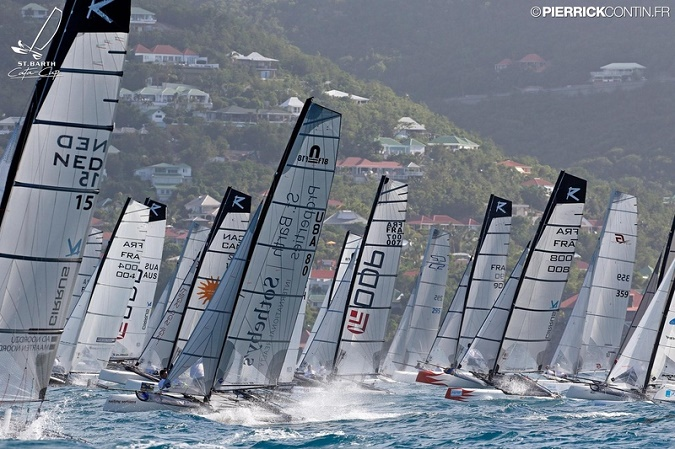 St Barth cata cup photo Pierrick Contin